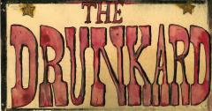 """Sign from """"The Drunkard"""" (1964)"""