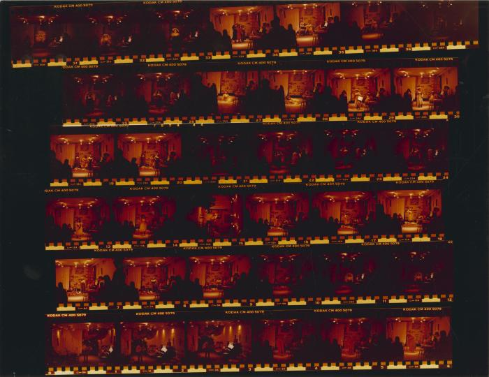 """Contact Sheet: """"Spiderwoman Theater"""" (1983)"""