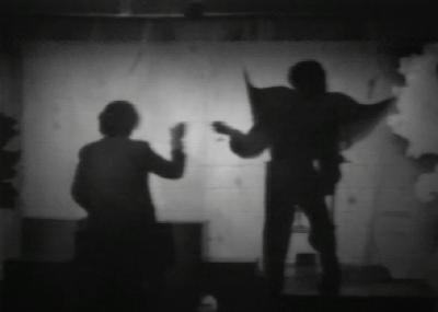 """Video Work: Documentation of """"One Man's Religion/The Pinotti Papers"""" (1975)"""