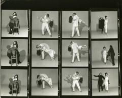 """Contact Sheet: """"Son of Fricka"""" (12 images - page 1)"""