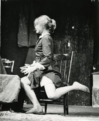Production Photograph: The Recluse (1966) (Charba)