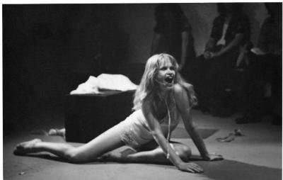 """Production Photographs: """"The White Whore and the Bit Player"""" (1973c)"""