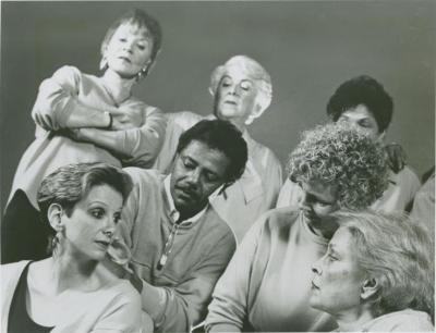 """Promotional Photographs: """"When the Bough Breaks"""" (1991)"""