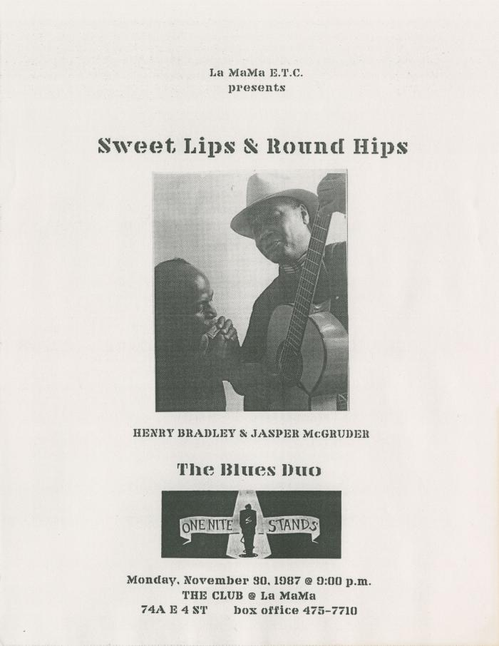 """Show File: """"Sweet Lips & Round Hips"""" (1987)"""