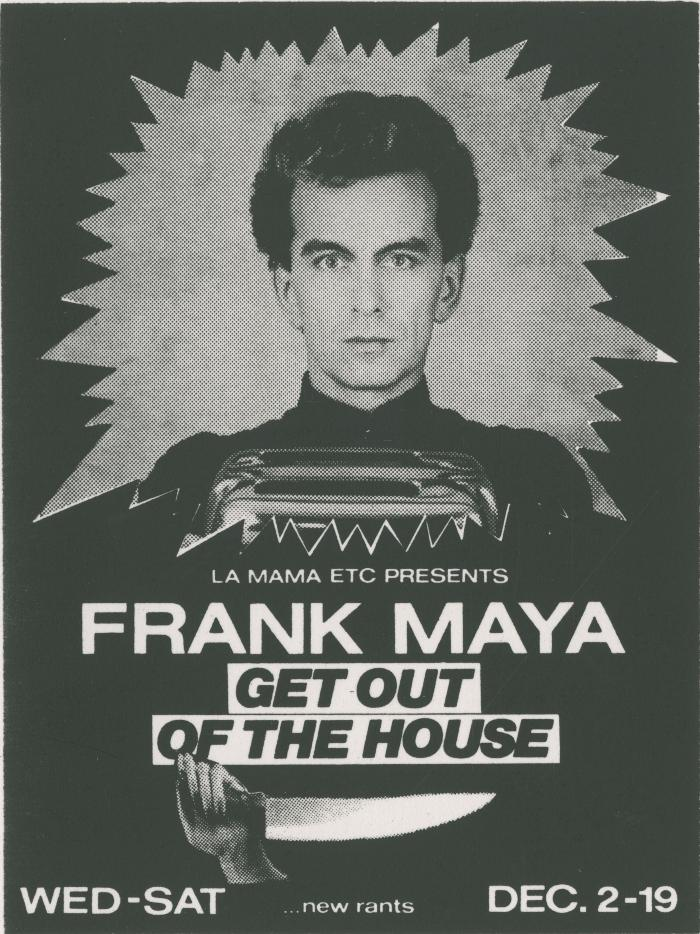 "Show File: ""Get Out of the House"" (1987)"