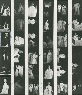 """Contact Sheets: """"Craving For Worldly Pleasures"""" (1972)"""