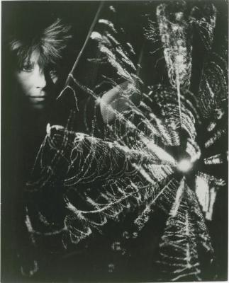 """Promotional Photograph: """"Lucid Possession"""" (1988)"""