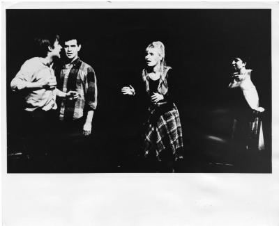 """Production Photograph: """"This is the Rill Speaking"""""""