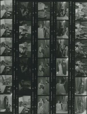 """Contact Sheets: """"Fragments of a Greek Trilogy"""" (1999)"""