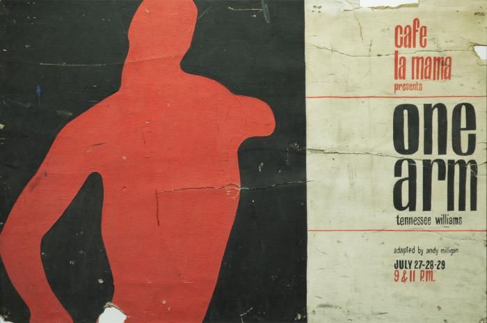 """Poster: """"One Arm"""" (1962)"""