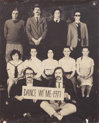 """Poster: """"Dance Wi' Me"""" (1971)"""