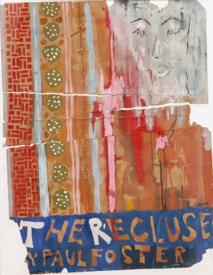 """Poster: """"The Recluse"""" (1965)"""