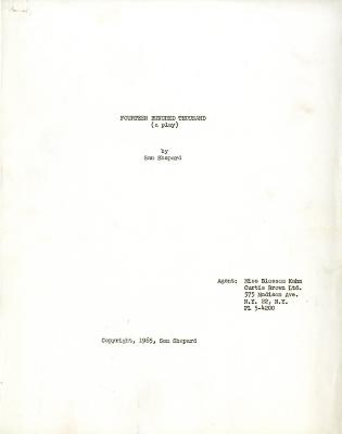 Fourteen Hundred Thousand Title Page
