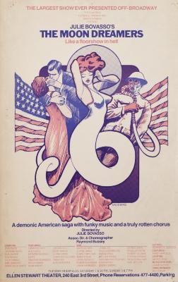 """Poster: """"Moon Dreamers, The"""" (1969)"""