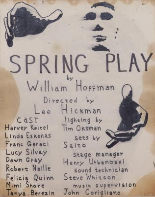 """Poster: """"Spring Play"""" (1967)"""
