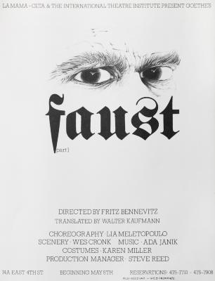 """Poster: """"Faust"""" (1978)"""