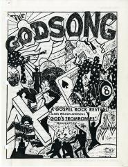 Godsong Illustrated Title Page