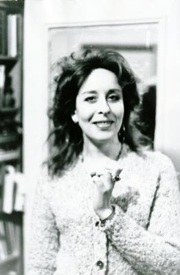 Photograph of Rochelle Owens (Germany)