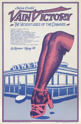 """Poster: """"Vain Victory"""" (1971)"""