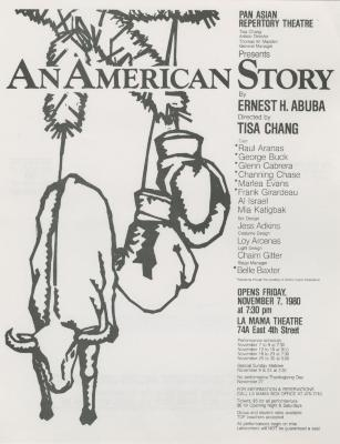 """Promotional Mailing: """"An American Story"""" (1980)"""