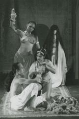 """Production Photographs by Jerry Vezzuso: """"The 3 Travels of Aladin With The Magic Lamp"""""""