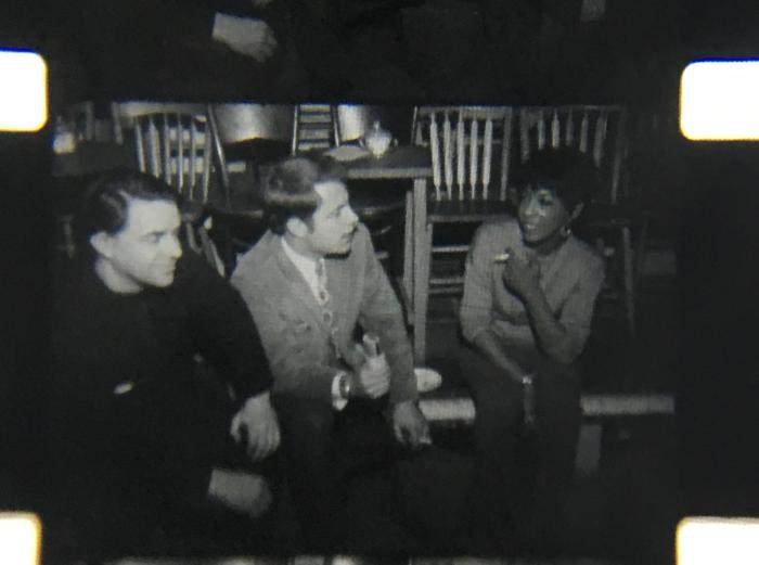 Ellen Stewart, possibly with members of the Dutch Philharmonic
