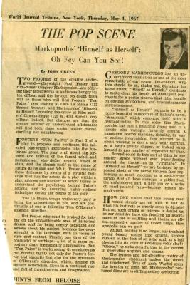 """Review of """"Tom Paine (Part I)"""" (1967)"""