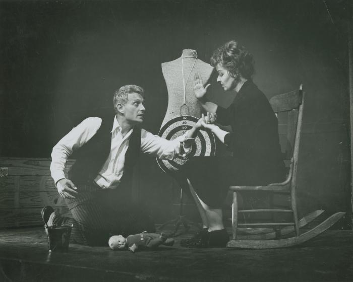 Production Photographs by Anita Fowler (1961)
