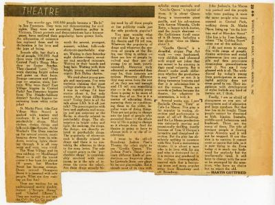 """Review of """"Futz"""" (1967a)"""