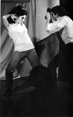 """Production Photograph: """"Three Plays by Enrique Vargas"""" (1967)"""
