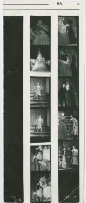 """Contact Sheets: """"Play-by-Play"""" (1972)"""
