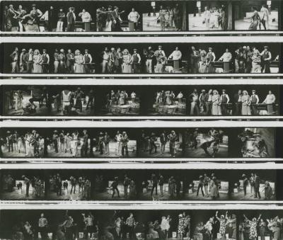 """Contact Sheets: """"The 'Ilo' Experience"""" (1976) 01"""