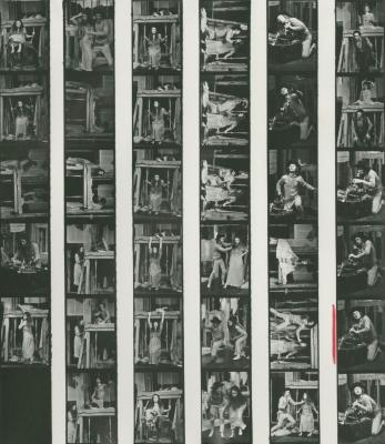 """Contact Sheets: """"Last Chance Saloon"""" (1973)"""