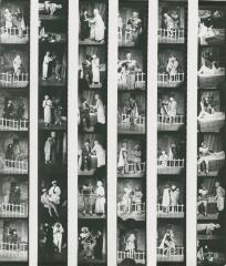"""Contact Sheets: """"Jack's Mother is Missing Her Melons"""" (1972) 02"""