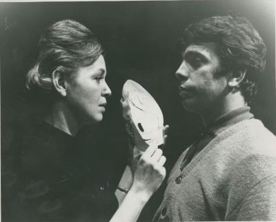 """Production Photographs: """"Halloween"""" at Village South Theatre (1967) (1)"""
