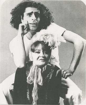 """Promotional Photograph: """"The Dirtiest Show in Town"""" (1970)"""