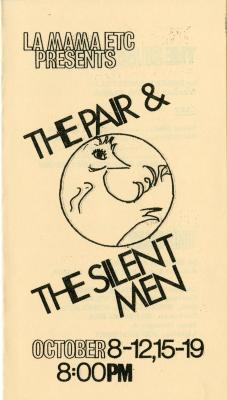 """Program: """"The Pair"""" and """"The Silent Men"""" (1969)"""