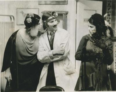 """Production Photographs: """"C.O.R.F.A.X. (Don't Ask)"""" (1974)"""