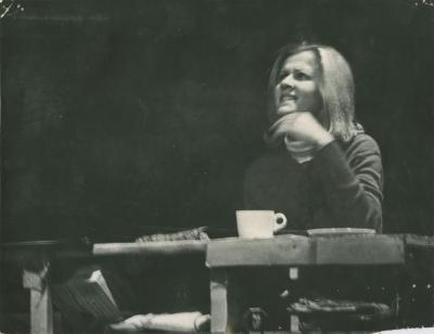 """Production Photograph: """"Balm In Gilead"""" (1965)"""