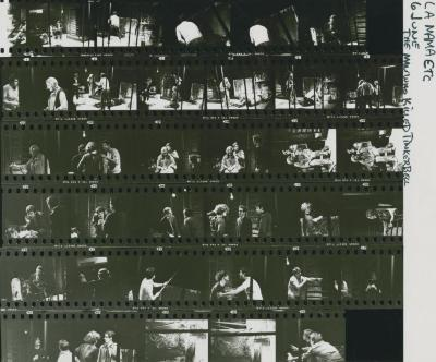 """Contact Sheets: """"The Man Who Killed Tinker Bell"""" (1970)"""