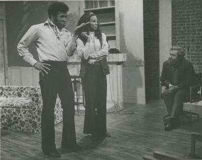 """Production Photograph: """"In Praise of Folly"""" (1969)"""