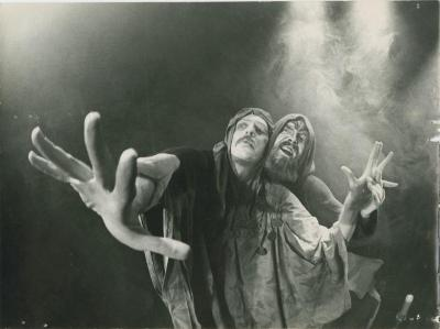 """Promotional Photographs: """"The Only Jealousy of Emer"""" (1972) (1a)"""
