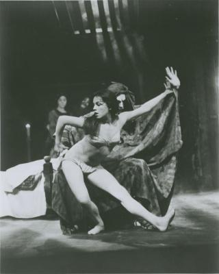 """Production Photographs: """"The Only Jealousy of Emer"""" On Tour (1971)"""