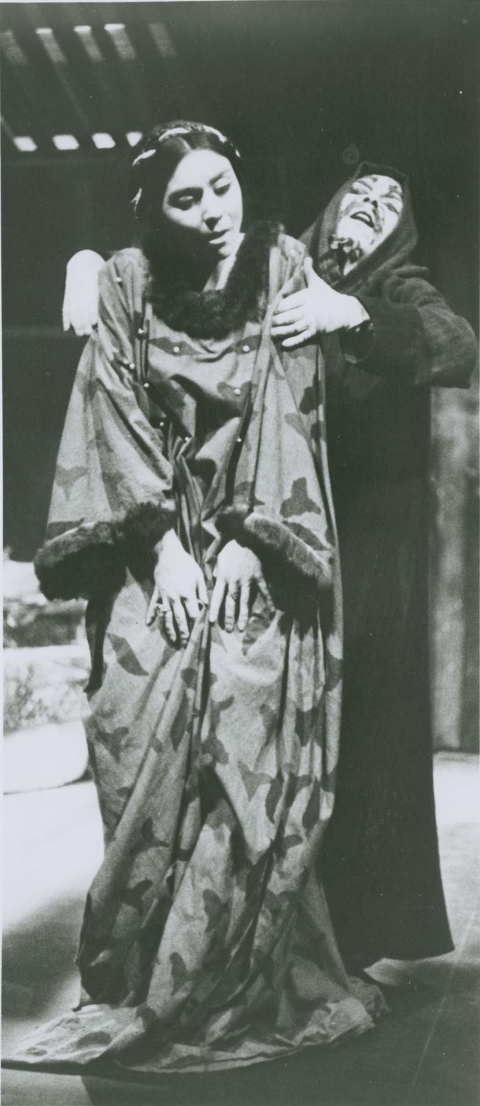 """Production Photograph: """"The Only Jealousy of Emer"""" (1970)"""