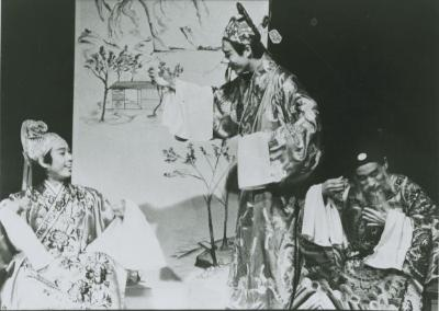 """Production Photographs and Negatives: """"The Return of the Phoenix"""" (1973)"""