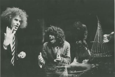 """Production Photographs: """"The People Show, No. 44"""" (1972)"""