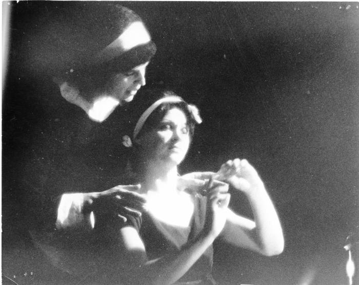 """Production Photographs:"""" """"The Maids"""" (1965)"""