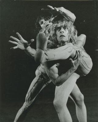 Promotional Photographs: Warsaw Mime Theatre (circa 1978)