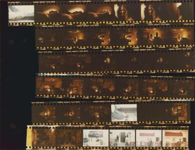 """Contact Sheets: """"Songs and Sketches"""" (1983) (1)"""